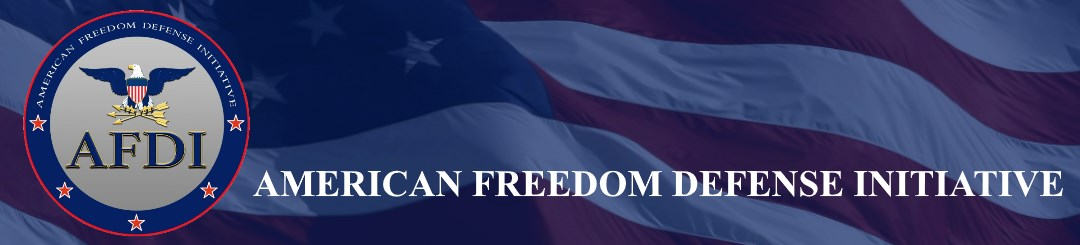 The American Freedom  Defense Initiative - AFDI.us